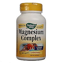 Nature's Way Magnesium Complex