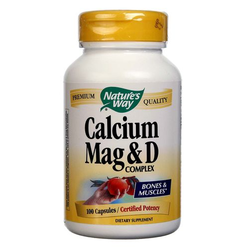 Calcium Mag and D Complex