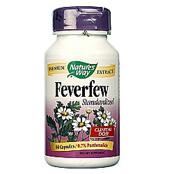 Nature's Way Feverfew