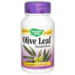 Nature's Way Olive Leaf Standardized