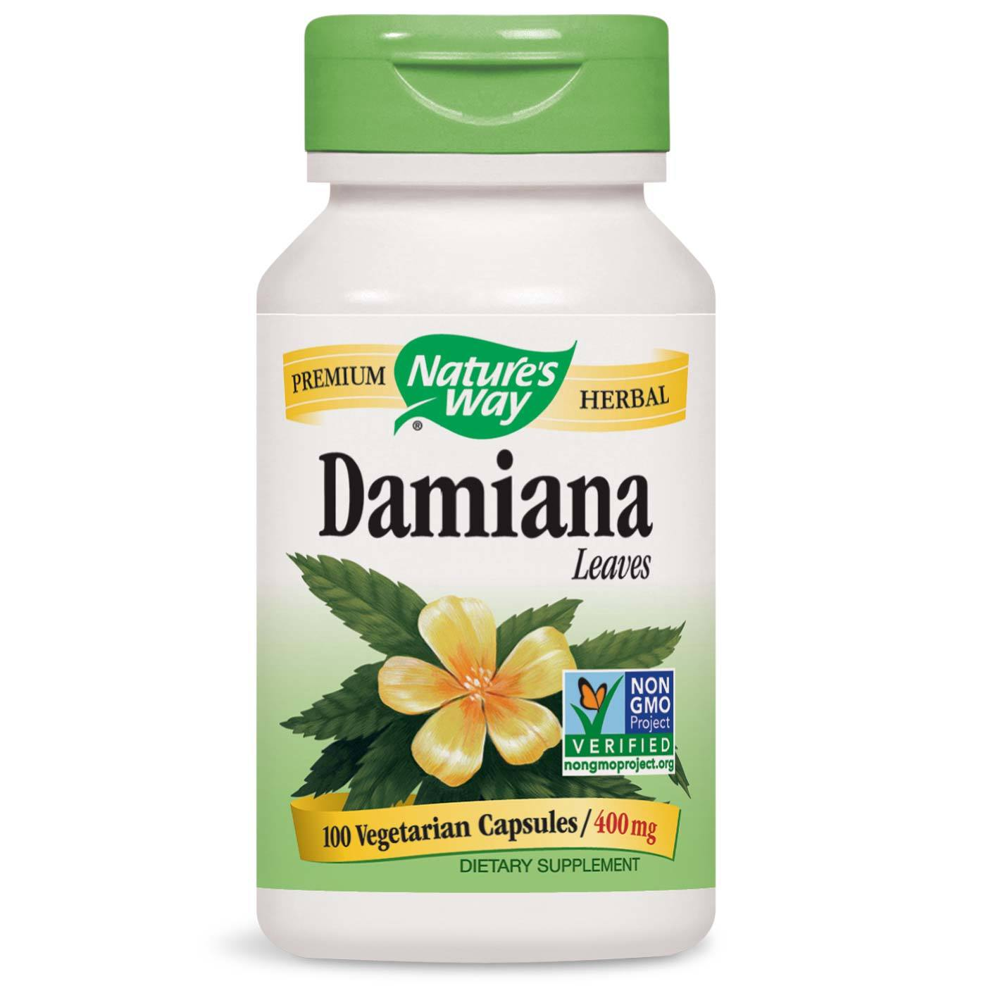Nature S Way Damiana Review