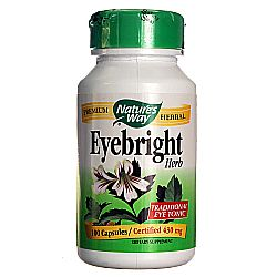 Nature's Way Eyebright Herb 430 mg