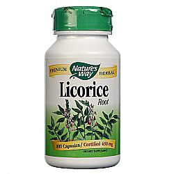 Nature's Way Licorice Root