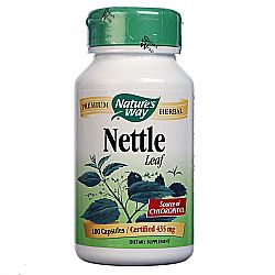 Nature's Way Nettle Leaf 435 mg