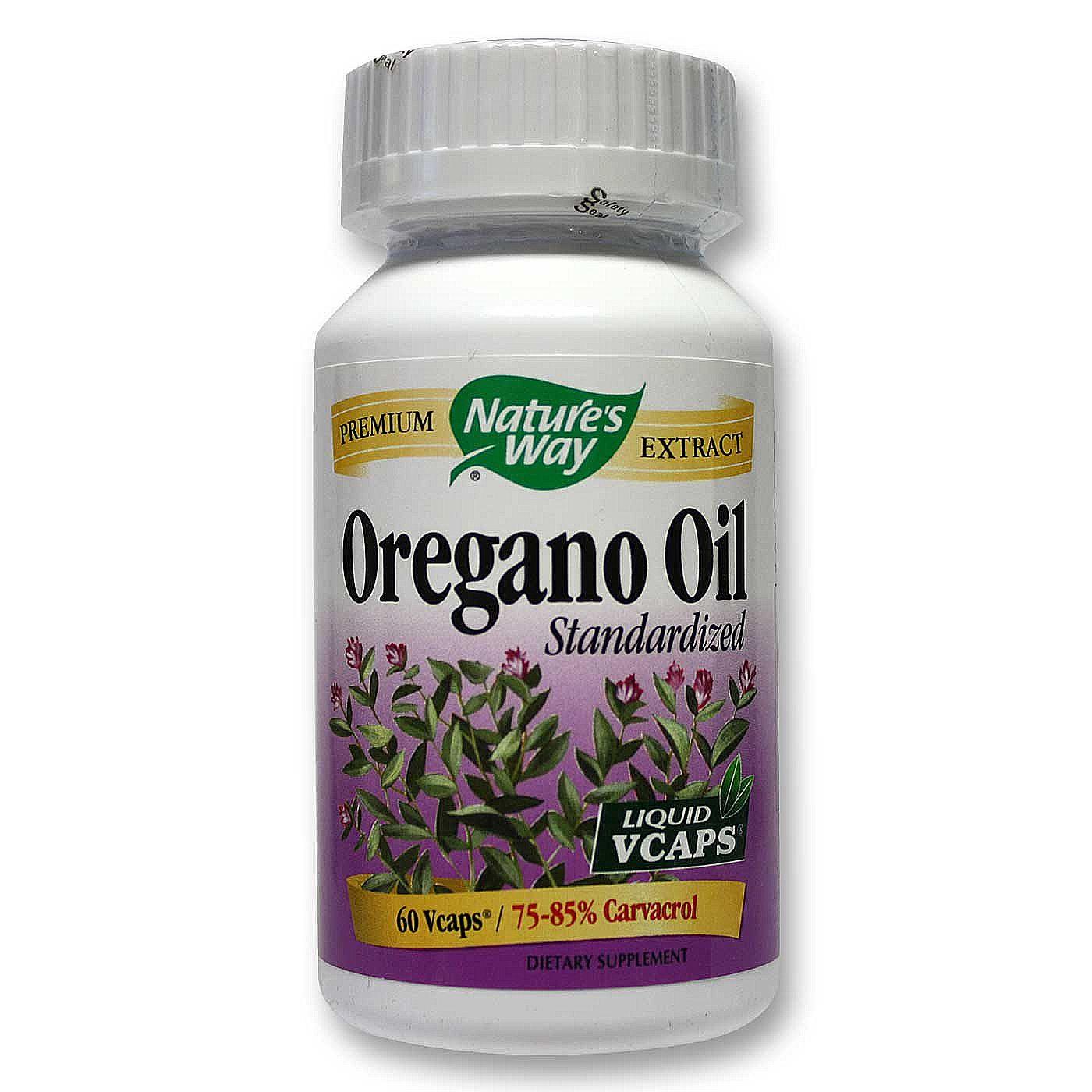 Nature S Way Oregano Oil