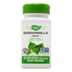 Nature's Way Sarsaparilla Root