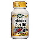 Nature's Way Vitamin D-400 Natural Dry Formula