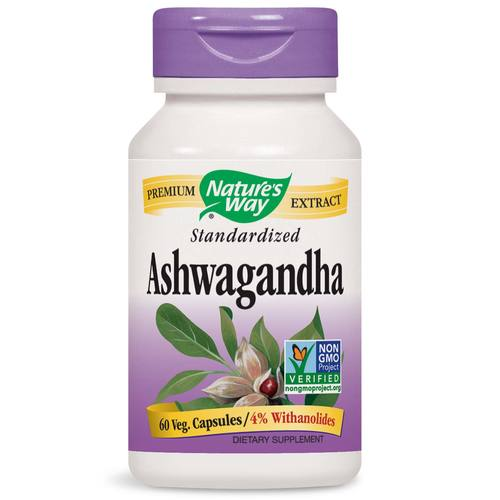Standardized Ashwagandha