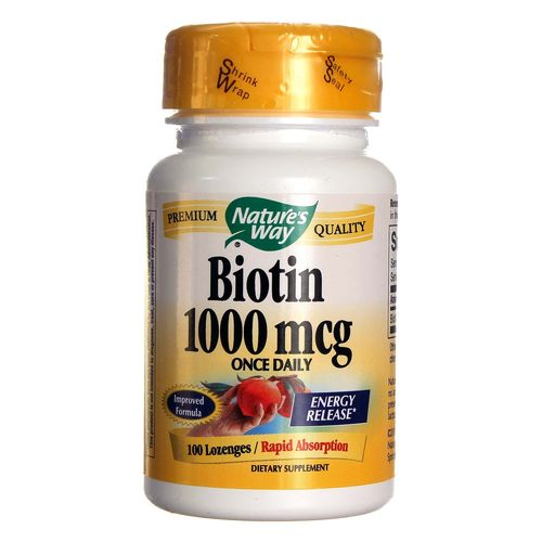Biotin Once Daily
