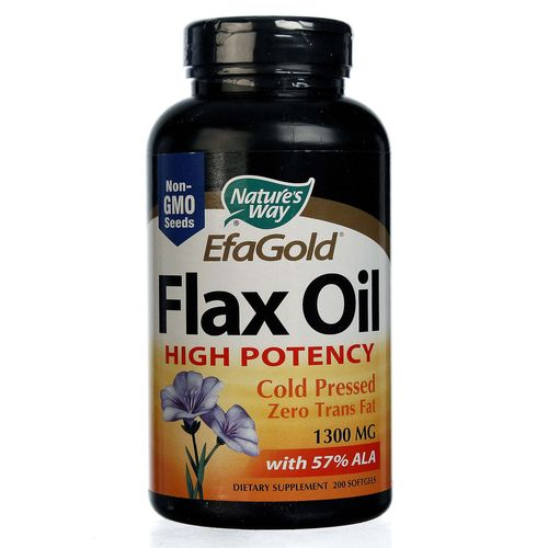 EFAGold Flax Oil High Potency