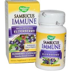 Nature's Way Sambucus Immune Lozenges