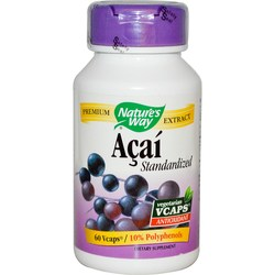 Nature's Way Acai Standardized