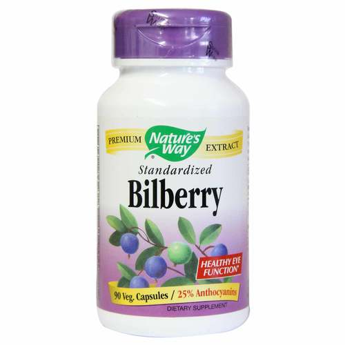 Bilberry Standardized