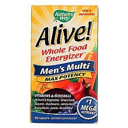 Nature's Way Alive Men's Multi
