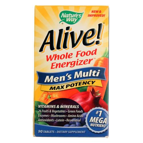 Alive Men's Multi