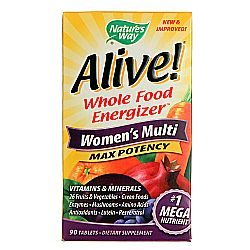 Nature's Way Alive Women's Multi