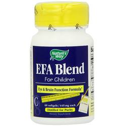 Nature's Way EFA Blend for Children
