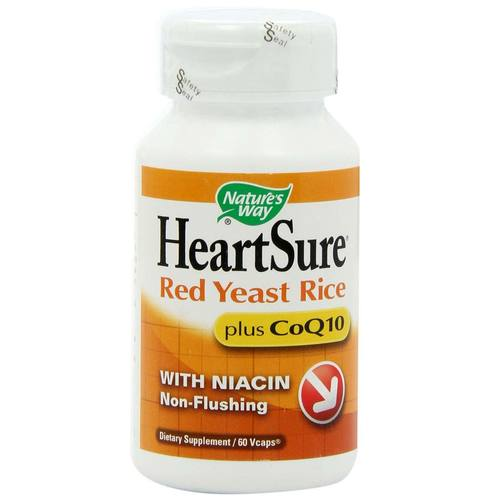 HeartSure Red Yeast Rice & CoQ10