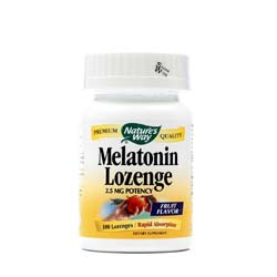 Nature's Way Melatonin