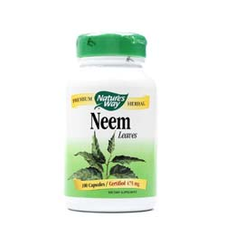 Nature's Way Neem Leaves