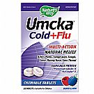 Nature's Way Umcka Cold and Flu Chewable