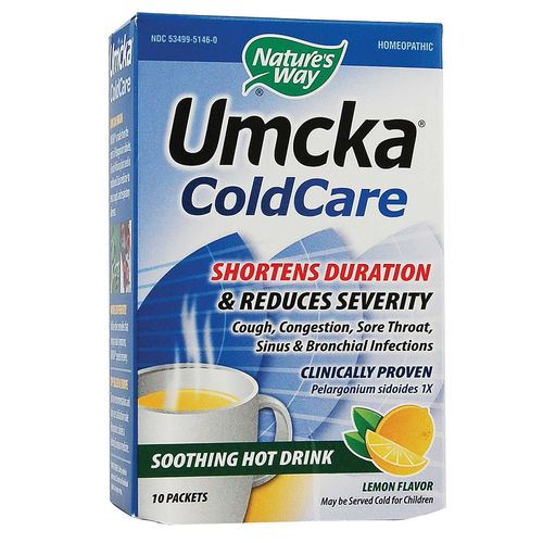 Umcka ColdCare Soothing Hot Drink