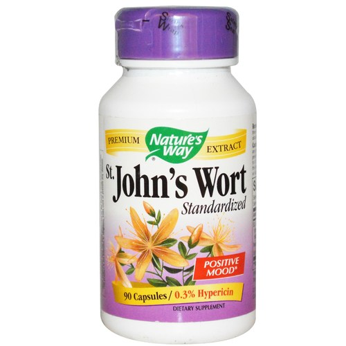 St. John's Wort Standardized