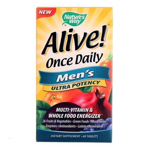 Alive Once Daily Men's