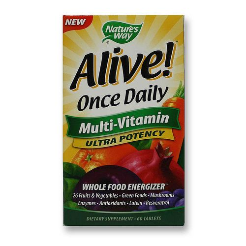 Alive Once Daily Ultra