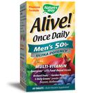 Alive! Once Daily Men's 50+ Ultra Potency
