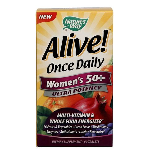 Alive Once Daily Women's 50+