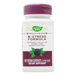 Nature's Way B-Stress Formula with Siberian Eleuthero