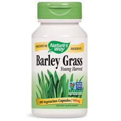 Nature's Way Barley Grass Young Harvest