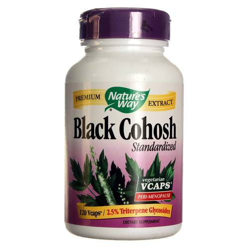 Standardized Black Cohosh