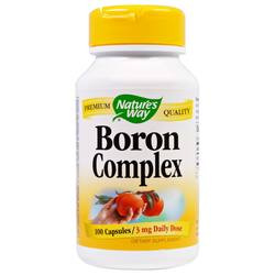 Nature's Way Boron Complex
