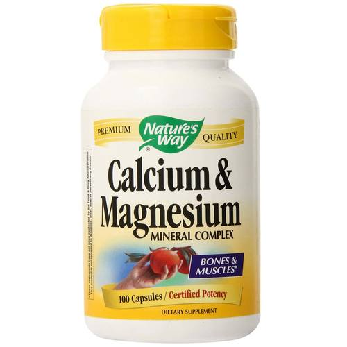 Calcium and Magnesium Mineral Complex