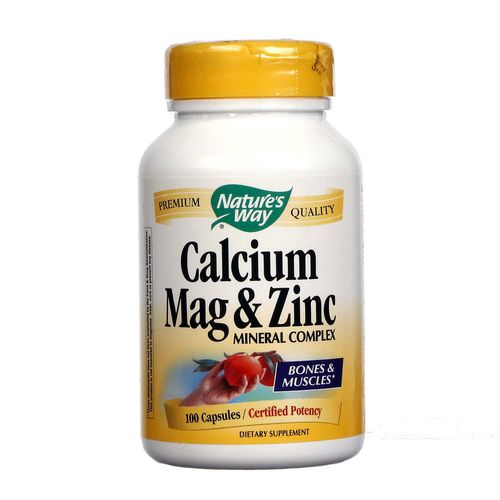 Calcium Mag and Zinc