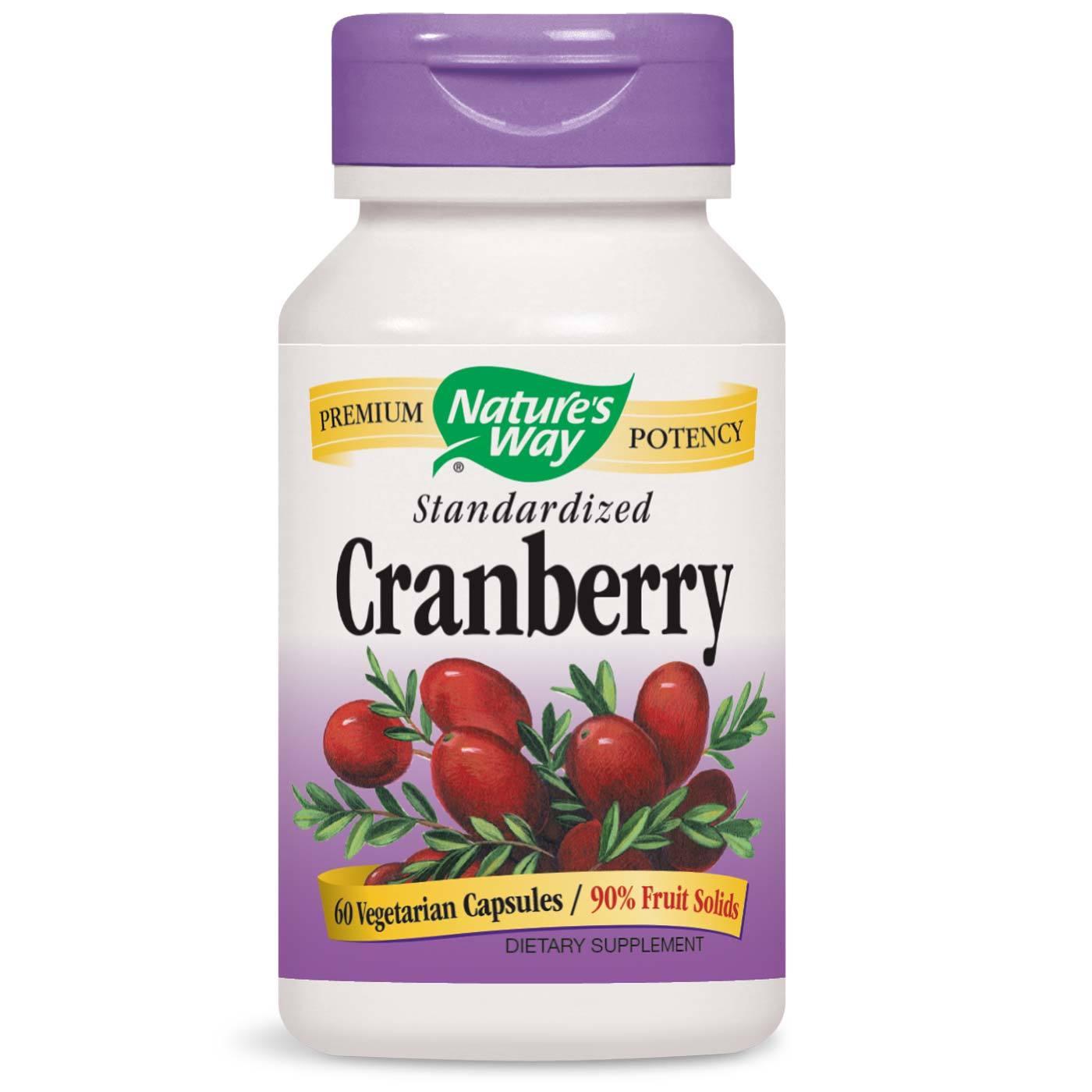 Nature S Plus Cranberry  Review