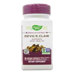 Nature's Way Devil's Claw Standardized