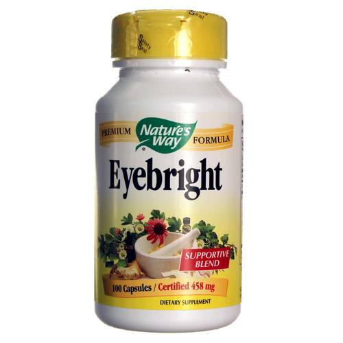Eyebright 458 mg