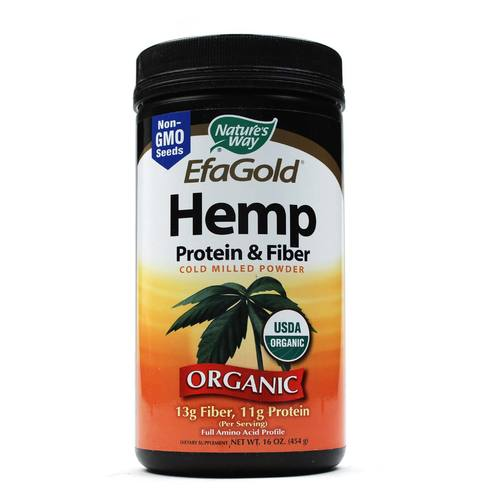 EfaGold Hemp Protein and Fiber