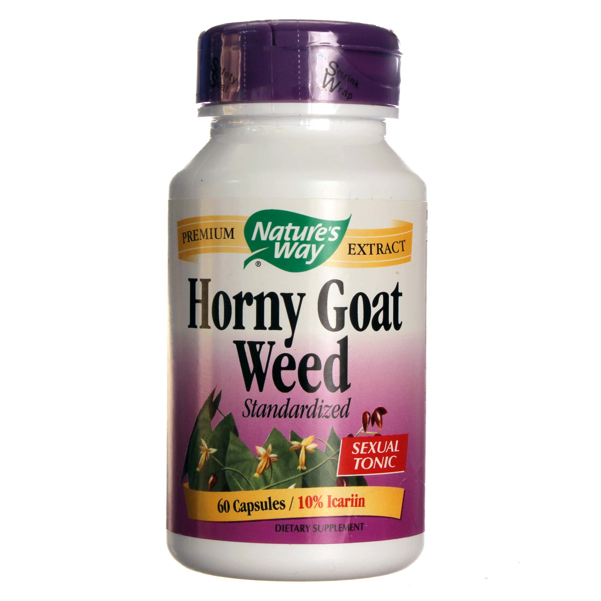 Horny Goat Weed Standardized. Hover to zoom