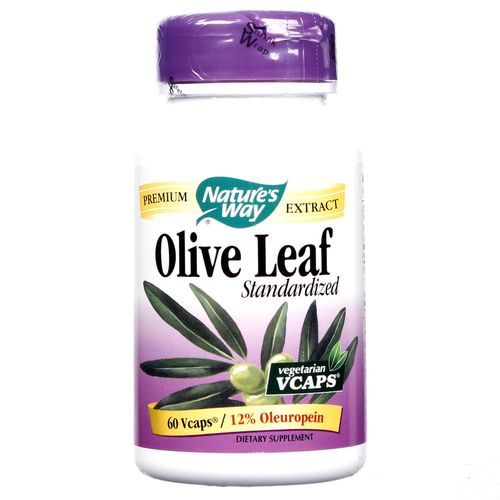 Standardized Olive Leaf 12% Oleuropein