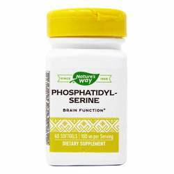 Nature's Way Phosphatidyl Serine Complex