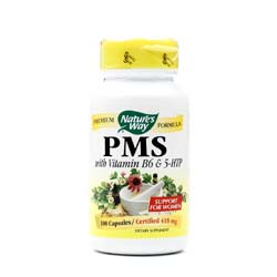 Nature's Way PMS with Vitamin B6 and 5-HTP