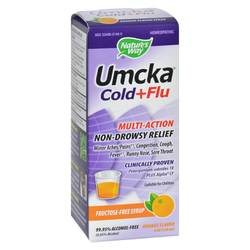 Nature's Way Umcka Cold and Flu Syrup