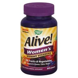 Nature's Way Alive! Women's Gummy Vitamins