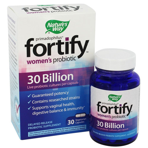 Primadophilus Fortify Women's Probiotic