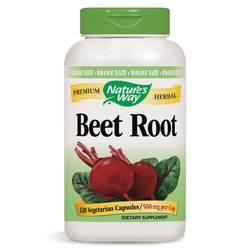 Nature's Way Beet Root 500 mg
