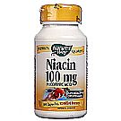 Nature's Way Niacin 100mg